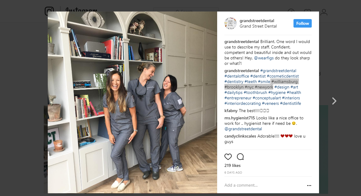 Social Media sites can help Dentists get customers