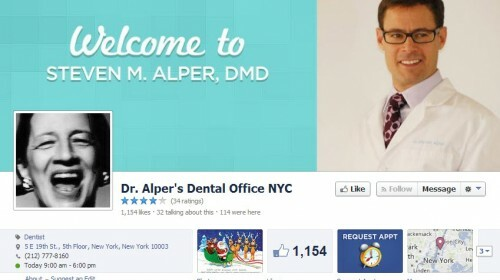 Dentists use social media to connect with patients and gain new ones