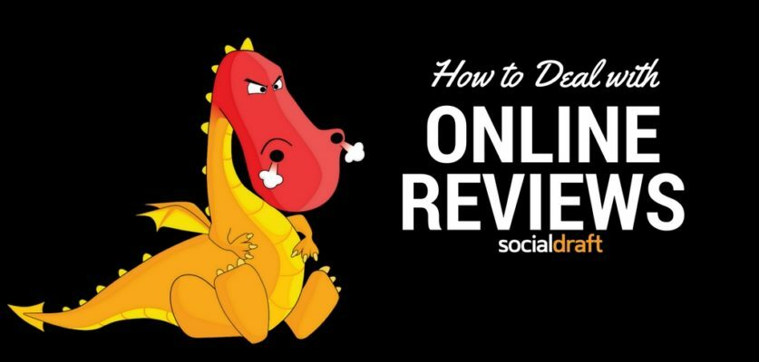 A how to on responding to negative online reviews