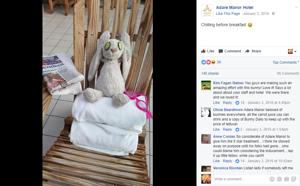 How hotels can use social media to compete with Airbnb