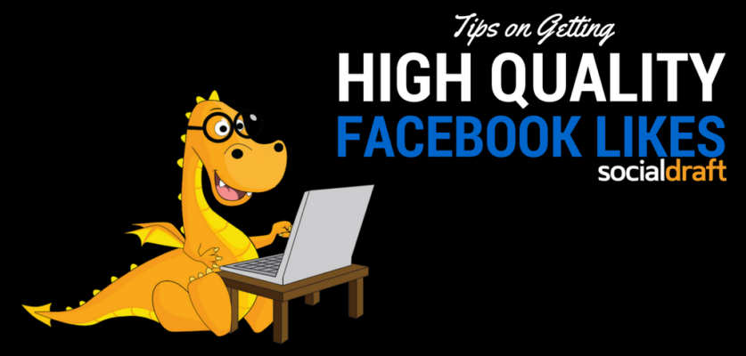How to get good likes on Facebook