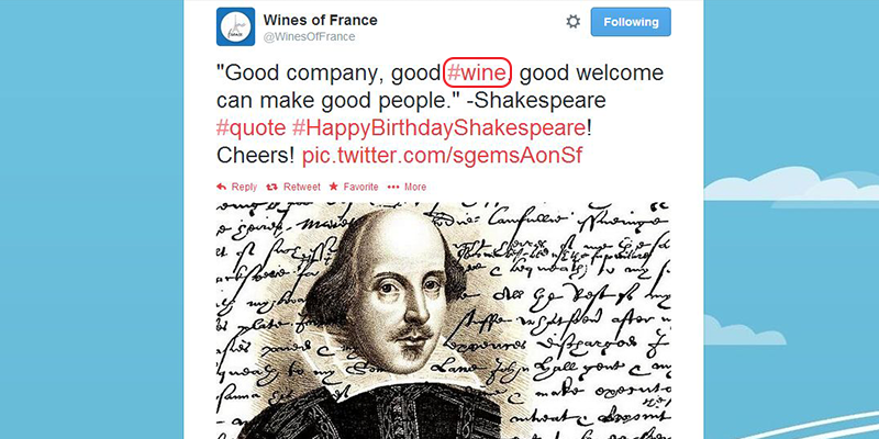 Use-of-wine-hashtag-on-twitter