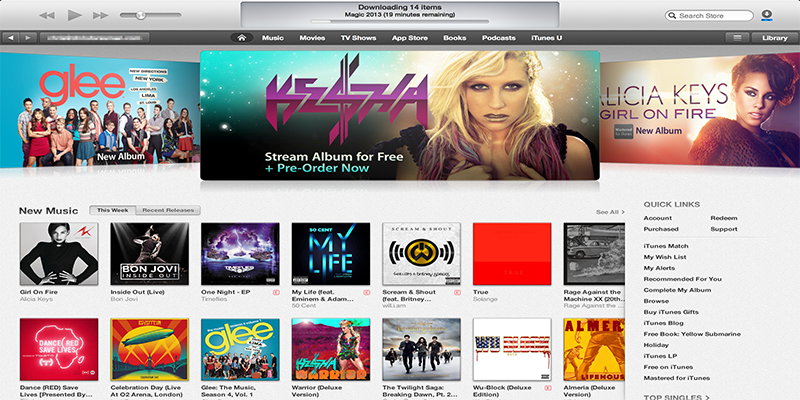 Buy and Manage Your Music with Apple's iTunes Applications and iTunes Store