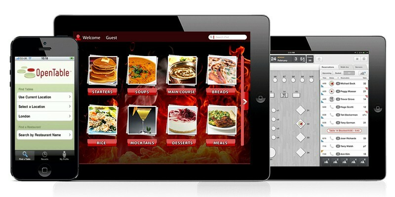 Best apps for restaurant to save time and money