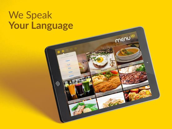 Some of the best apps for restaurants include virtual menus