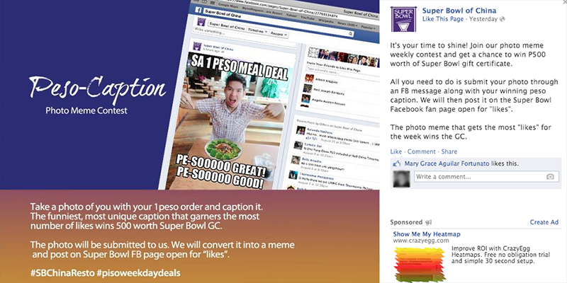 Facebook Page Contests for Businesses
