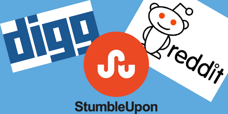 Digg StumbleUpon Reddit for Twitter