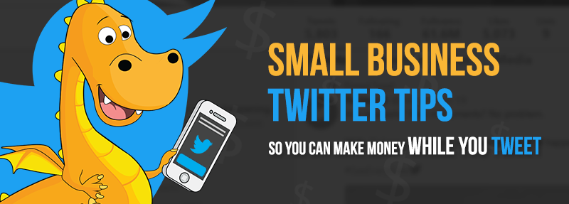 How to get customers from Twitter for your Small Business