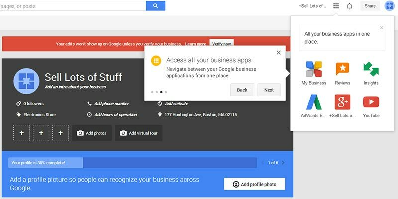 All-in-one Tool Google My Business