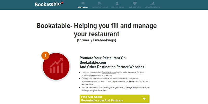 Best Open Table Alternatives - Table management app