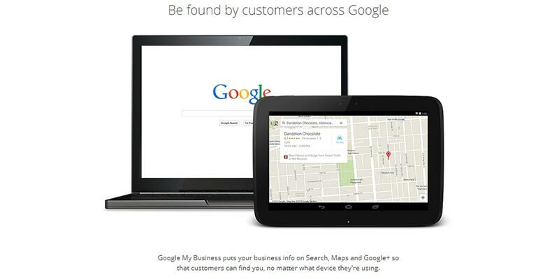 Google Search Advantage of Google My Business