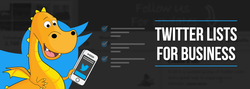 How to use Twitter lists to get leads
