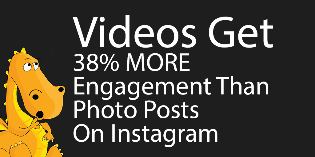 Increase Instagram Engagement By Posting Videos