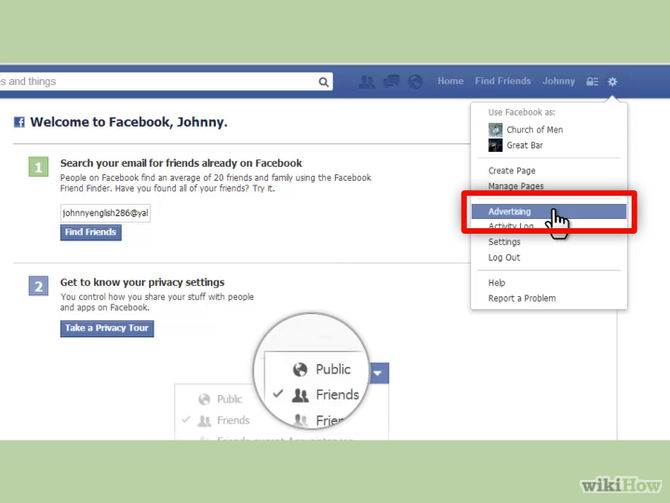 Create-a-Facebook-Fan-Page-Step-2