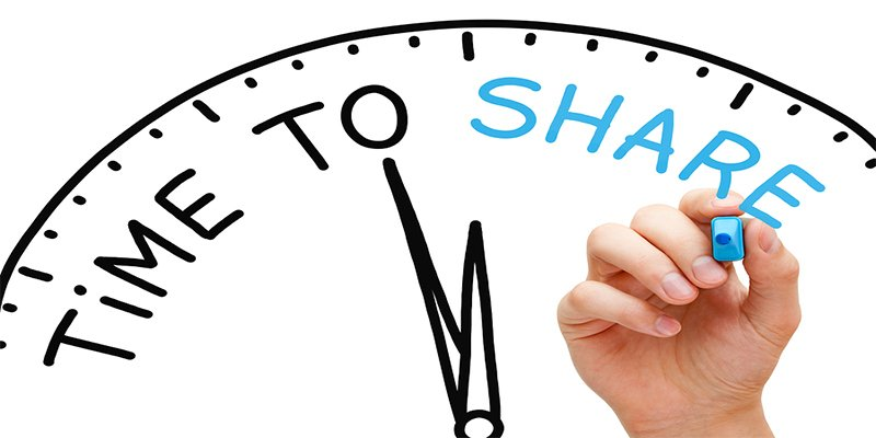 Functions of Highly Shared Posts