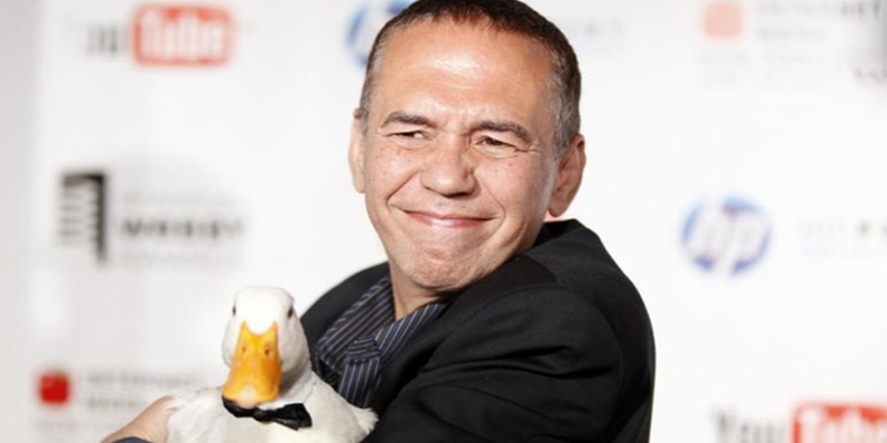 Gilbert Gottfried Gets Fired After Twitter Post