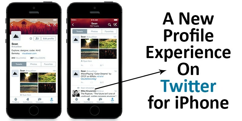Twitter Update for iPhone