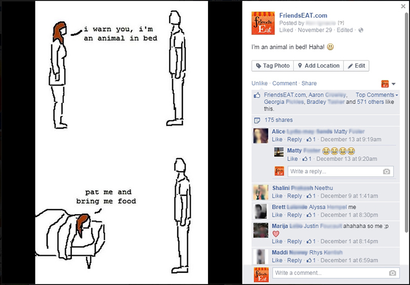 Be Funny - Facebook Viral Tips