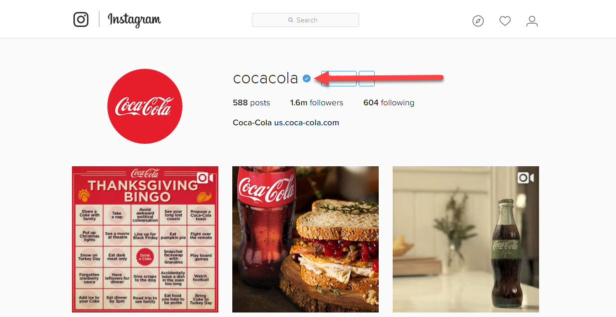 A list of things that will help you get a verified Instagram account