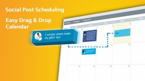 Socialdraft - Social Media Drag and Drop Calendar