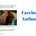 How to implement Facebook Author tags