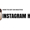How to take over an inactive instagram handle