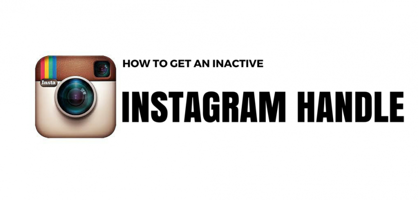 How to get an inactive instagram handle how to take over an inactive instagram handle ccuart Image collections