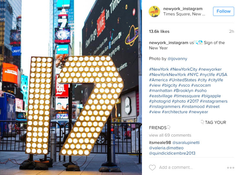 local businesses and services must use geo targeted hashtags