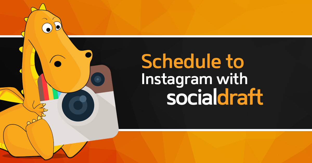 How to schedule posts to Instagram