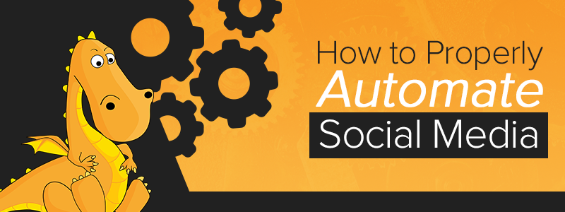 A guide and list of tools to automate social media