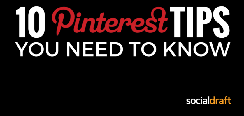 Pinterest tips to increase your ROI