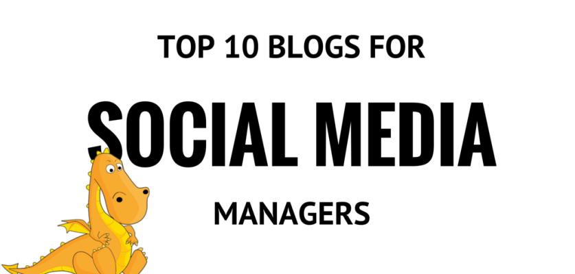 Blogs to keep community managers informed