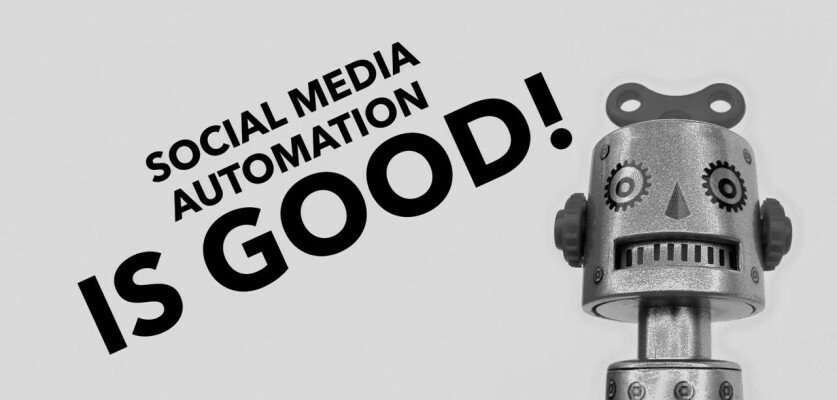 Why you should automate your social media