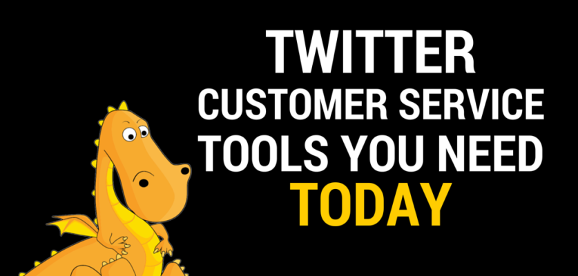 Twitter private messaging tools for customer service