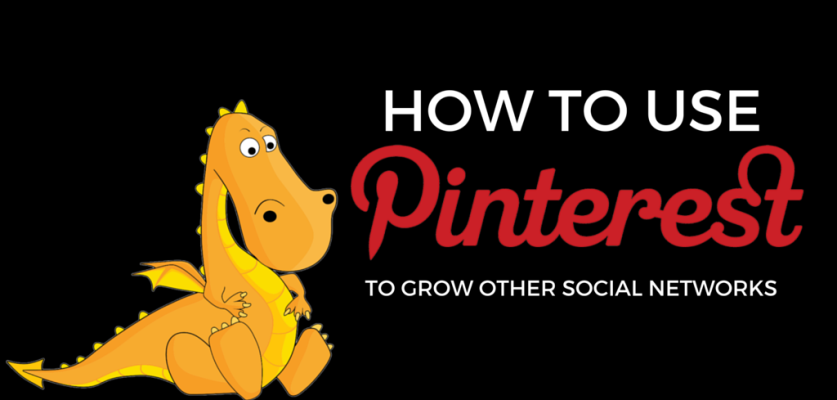 Pinterest is great not just for selling, but for building brand recognition across multiple social networks