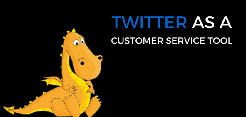 Twitter is a good platform to assist customers