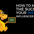 A list of items that will help you measure the success of a campaign on Instagram with Influencers