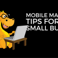 Local business mobile marketing
