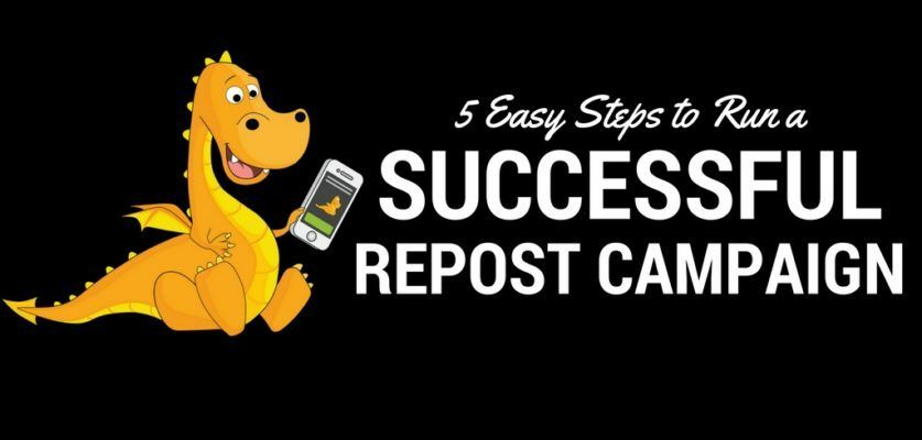 How to run a repost campaign on Socialdraft to gain targeted followers