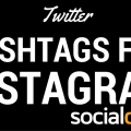 A list of hashtags to use when talking about Twitter on Social Media