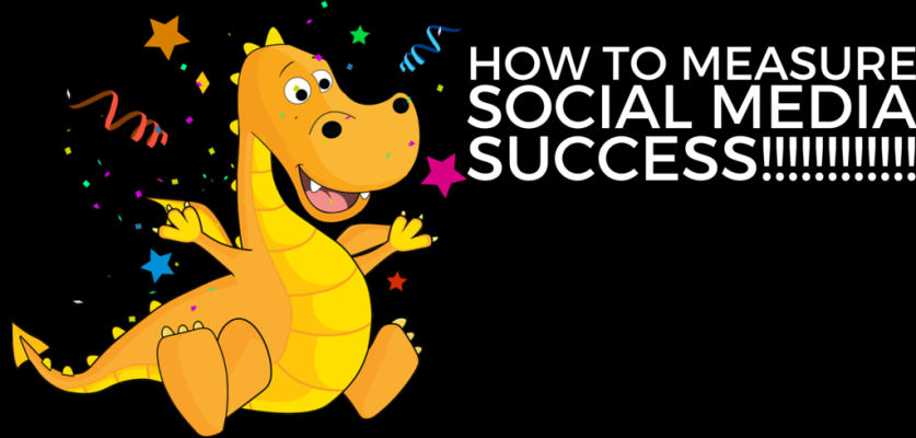 A list of items you can put in place to measure social media success