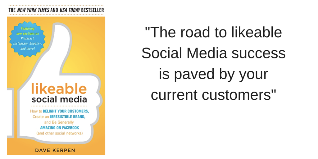 A great social media book that has real life examples