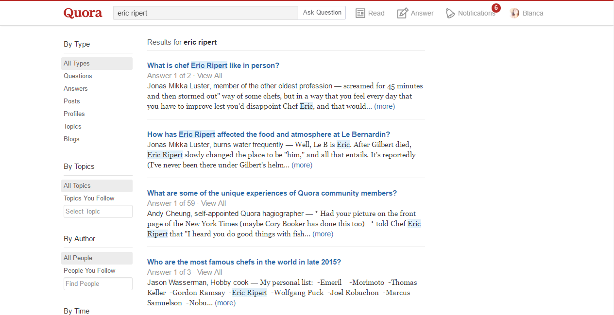 how to use quora for content creation