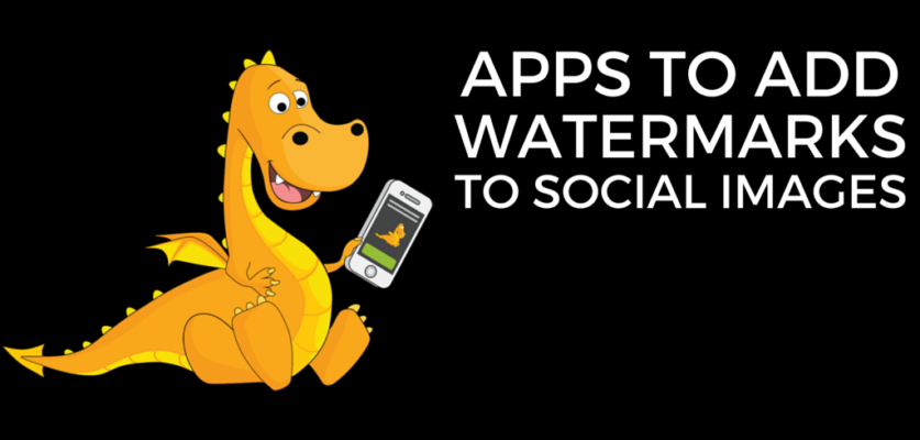 The best apps to add watermarks to images