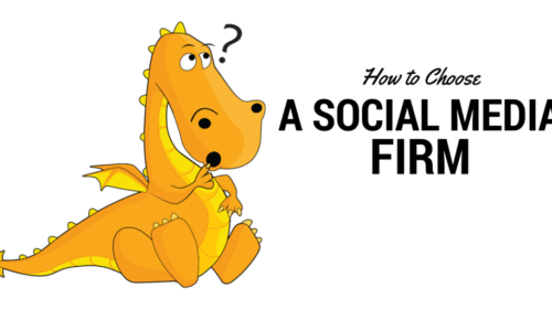 A list of items you should discuss with a social media firm before signing a contract