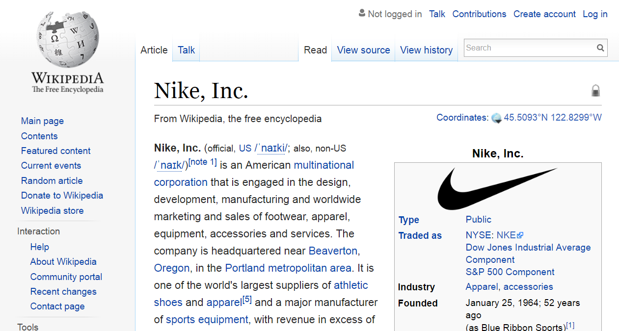 How to Create a Wikipedia Page for your Brand - Socialdraft