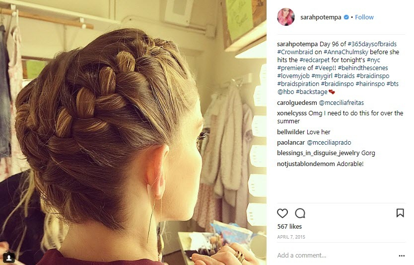 Good Instagram Image tips hair salons