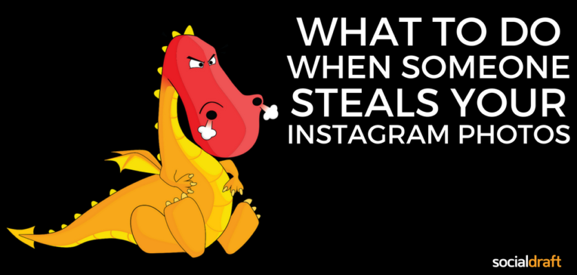 What to do if someone steals your Instagram photos