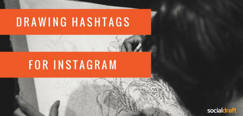 Hashtags that artists can use on Instagram to get more organic traffic