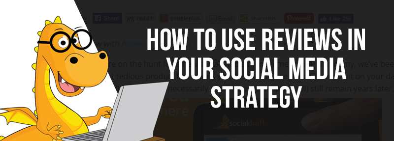 online review tactics for your social media marketing strategy